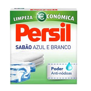 Detergente de Maquina Persil Sabão Azul e Branco 70D