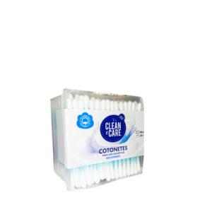 Cotonetes Clean Care 200unid