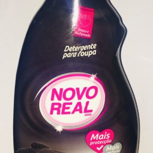 Detergente para Roupas escuras Novo Real 20D