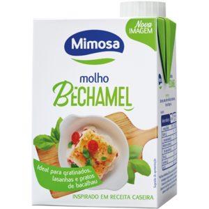 Molho Bechamel Mimosa 500ml