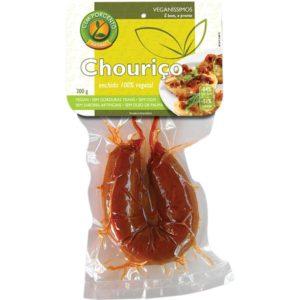 Chouriço 100% Vegetal Cem Porcento 200gr