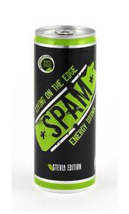 Spam Energy Drink (Verde) 250ml