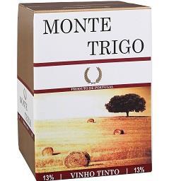 Vinho Tinto Monte Trigo Box 5L