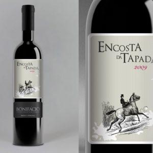 Vinho Tinto Bonifácio Encosta Tapada 750ml