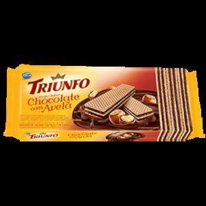 Bolacha Triunfo sabor Chocolate e Avelã 115gr