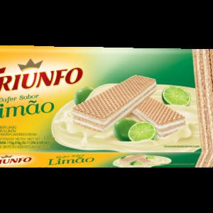 Bolacha Triunfo sabor Limão 115gr