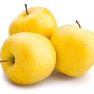 Maçã Golden Amarelo Muida 1 kg