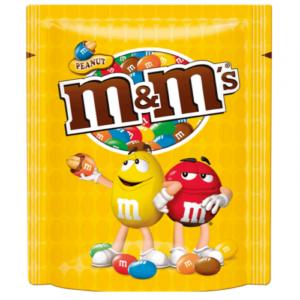 Chocolate M&M de Amêndoa 250gr