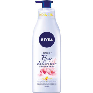 Creme Nivea Flores 200ml