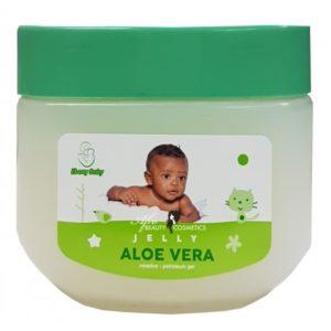 Baby Vaseline Jelly Aloé Vera 440 ml