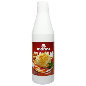 Topping Caramelo Monza 1200gr