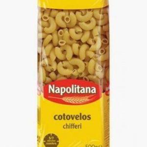 Massa Cotovelos Napolitana 500gr