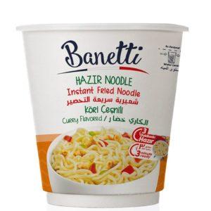 Massa Copo Banetti sabor Kori 65gr