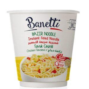 Massa Copo Banetti sabor Galinha 65gr
