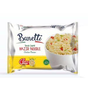 Massa Banetti sabor Galinha 75gr