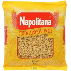 Massa Cotovelinhos Finos Napolitana 500gr