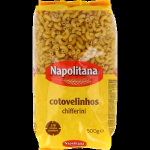 Massa Cotovelinhos Napolitana 500gr