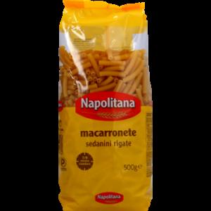 Massa Macarronete Napolitana 500gr