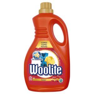 Detergente Woolite Roupas Cores 56D
