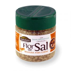 Flor de Sal Salutem Mistura p/ Carne 150gr