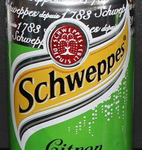 Schweppes Citron 330ml