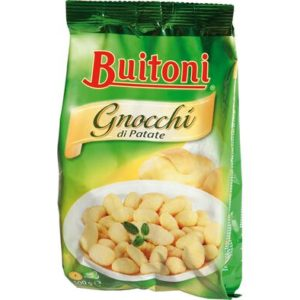 Massa Buitoni Gnocchi de Batata 500g