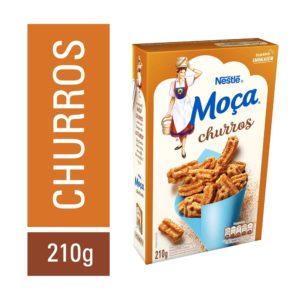 Cereal Churros Moça Nestle 210g