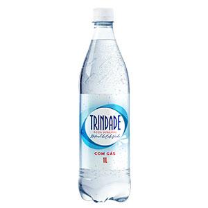 Água Trindade com gás 1L