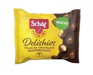 Bolas de chocolate Schar 37g