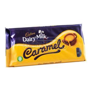 Chocolate Dairy Milk Caramel 200g