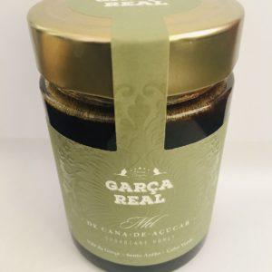 Mel de cana de açúcar Garça Real 400g