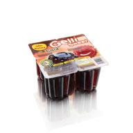 Gelatina Gelli Cola 4*100g