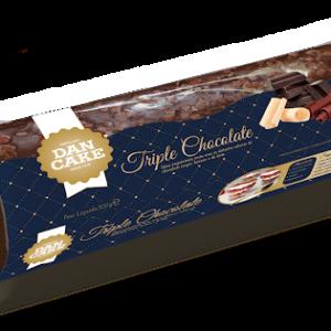 Torta Triple Chocolate Dan Cake 300g