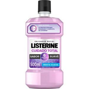 Listerine Cuidado total 500ml