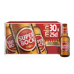 Caixa Super Bock Normal 30*25cl