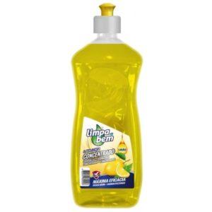 Detergente loiça limão Limpa Bem 1L