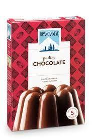 Pudim Chocolate Branca de Neve 100g