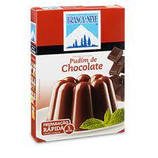 Pudim de chocolate Branca de Neve 100g